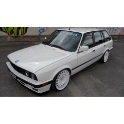 Climair Windabweiser passend BMW E30 Coupe