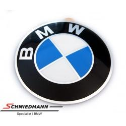 Emblem D64,5MM für Nabenkappe gewölbt