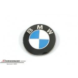 Emblem Fronthaube 82MM BMW