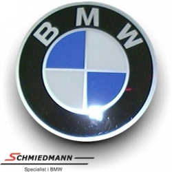Emblem Heckklappe BMW