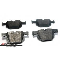 Bremsbeläge hinten zu X3 E84, E90, E91, E92, E93