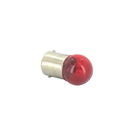Lampe 12Volt 10Watt Rot für Rücklicht BA 15S