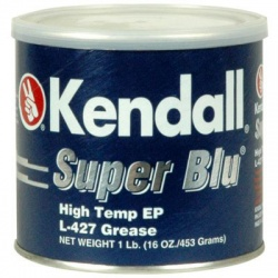Kendall Super Blue HIgh Temp EP Grease 450Gramm