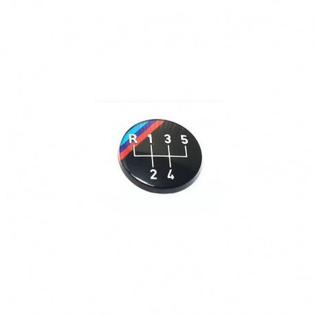 Emblem zu Schaltknauf alt (25111220823)